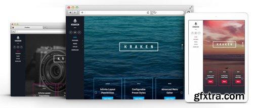 RocketTheme - Kraken v1.2.5 - Joomla Theme