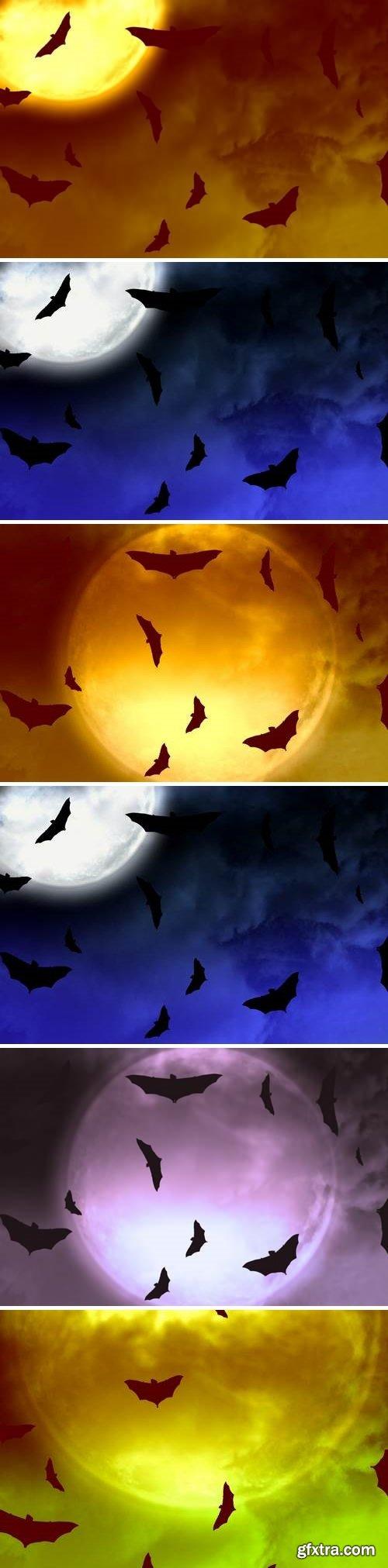 Scary Night Sky