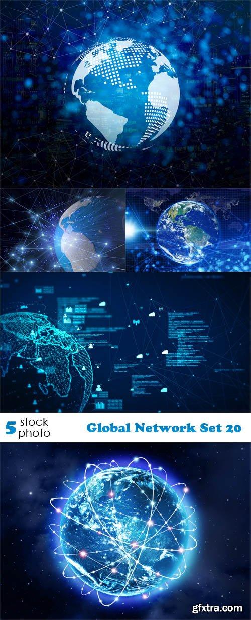 Photos - Global Network Set 20