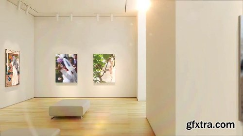 Videohive Art Museum Gallery V2 16728643