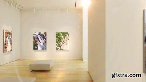 Videohive Art Museum Gallery V2 16728643