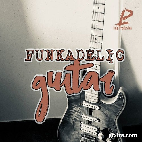 Luigi Production Funkadelic Guitar WAV