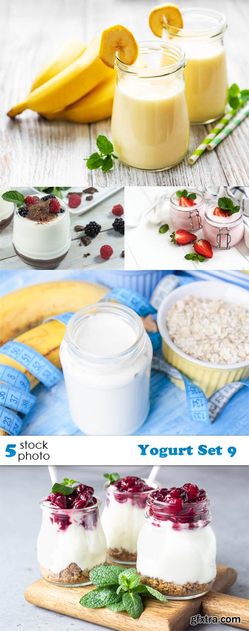 Photos - Yogurt Set 9