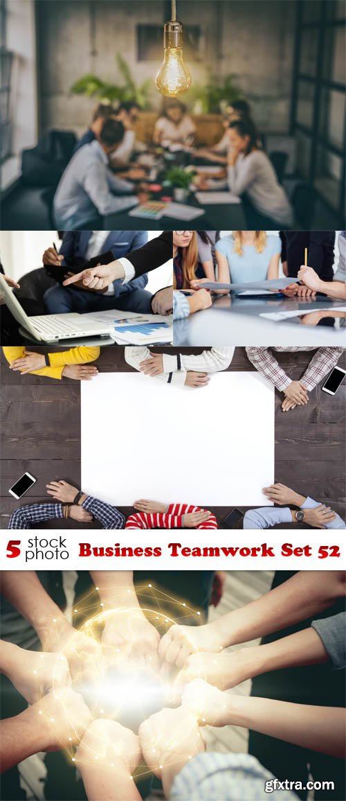 Photos - Business Teamwork Set 52