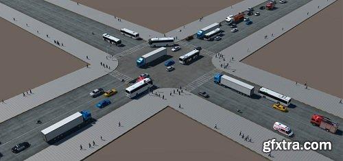 Urban Traffic System