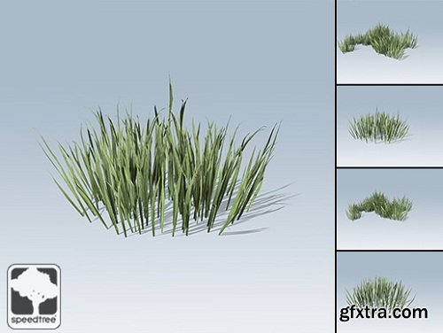 Thick Grass Package