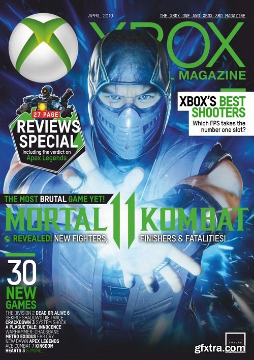 Xbox: The Official Magazine UK - April 2019