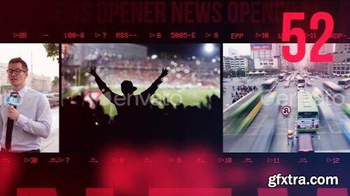Videohive - News Opener - 22303204