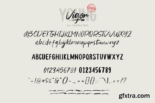 CM - Young Vigor Font Duo 3565657