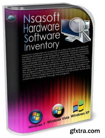 Nsasoft Hardware Software Inventory 1.6.3.0
