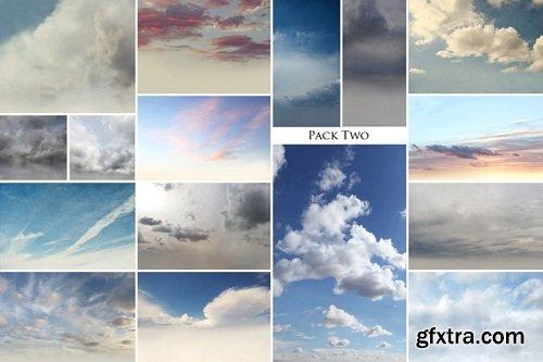 Jessica Drossin Cloud Overlays – Pack 2