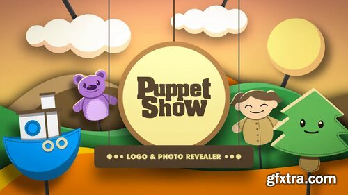 Videohive - Puppet Show - Revealer - 22299015