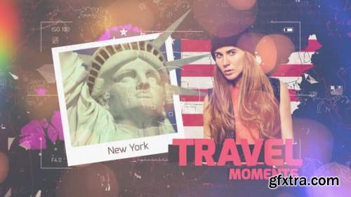 Videohive Travel Moments Slideshow 22968906