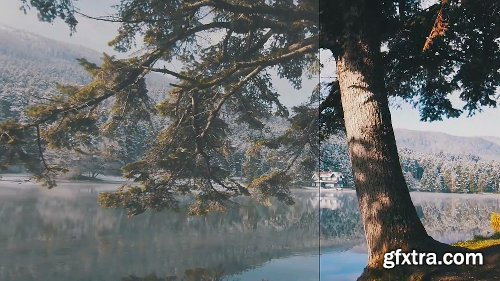 Videohive 200 Color Grading Filters 22564634