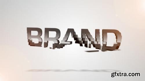VideoHive Clean Simple Logo Uniq 15083481