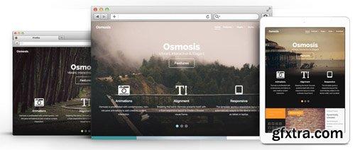RocketTheme - Osmosis v1.11 - Joomla Theme