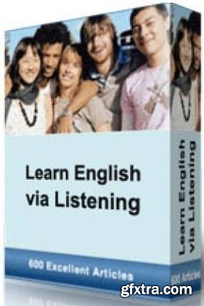 Learn English via Listening (Audiobook)