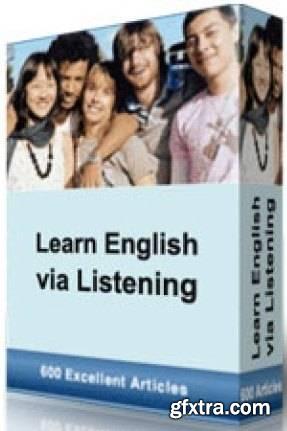 Learn English via Listening (Audiobook)