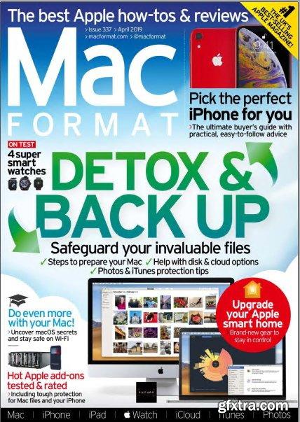 MacFormat UK - Issue 337, April 2019