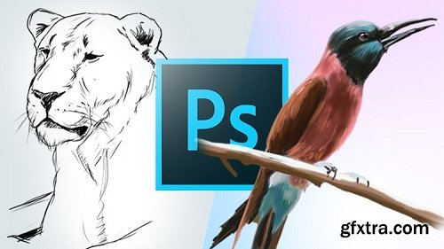 Learn to Draw and Paint in Photoshop