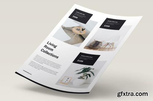 Furniture Promo Flyer