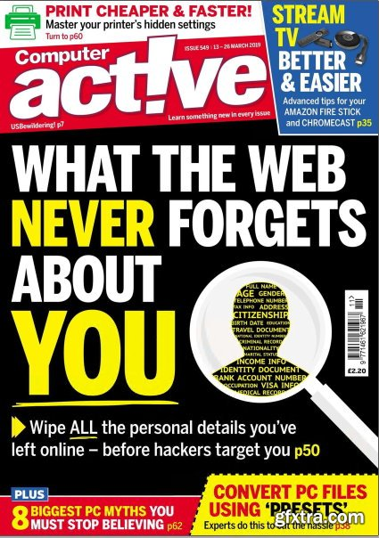 Computeractive - Issue 549, 13 March 2019