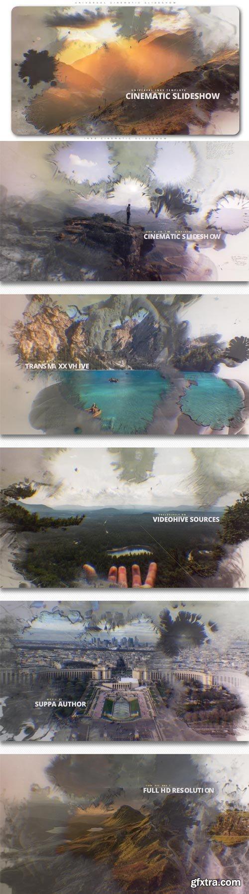 Videohive - Inks Cinematic Slideshow - 22323501