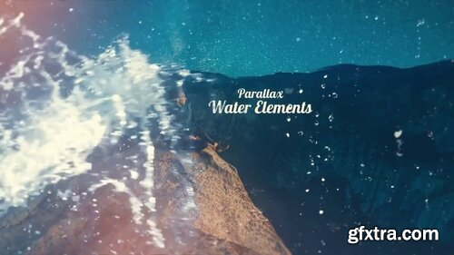 Videohive - Water Slideshow - 22324142