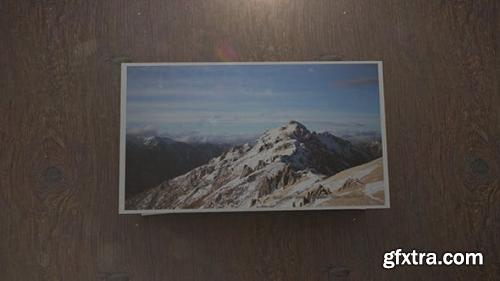Videohive 3D Photo/Video Frames Logo Reveal 10618915