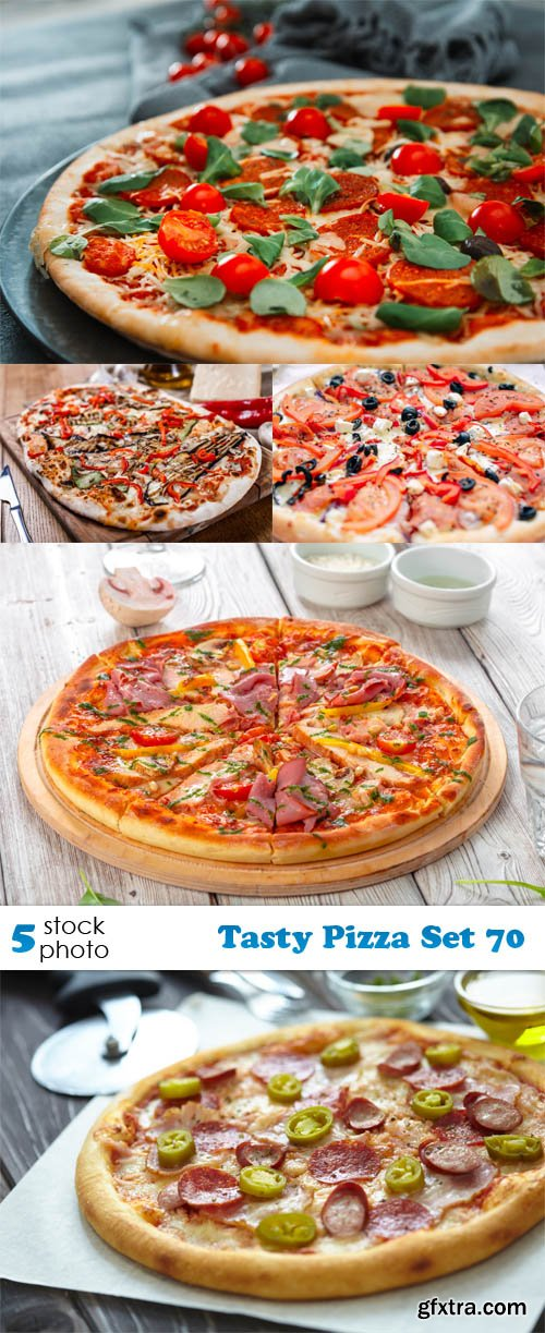 Photos - Tasty Pizza Set 70