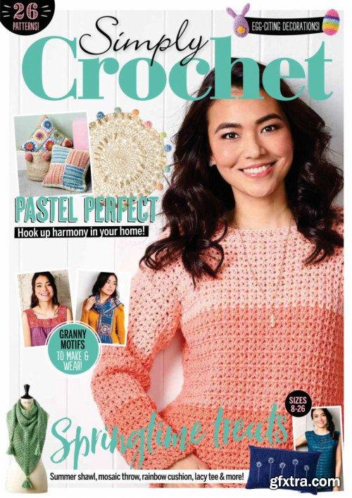 Simply Crochet - August 2019
