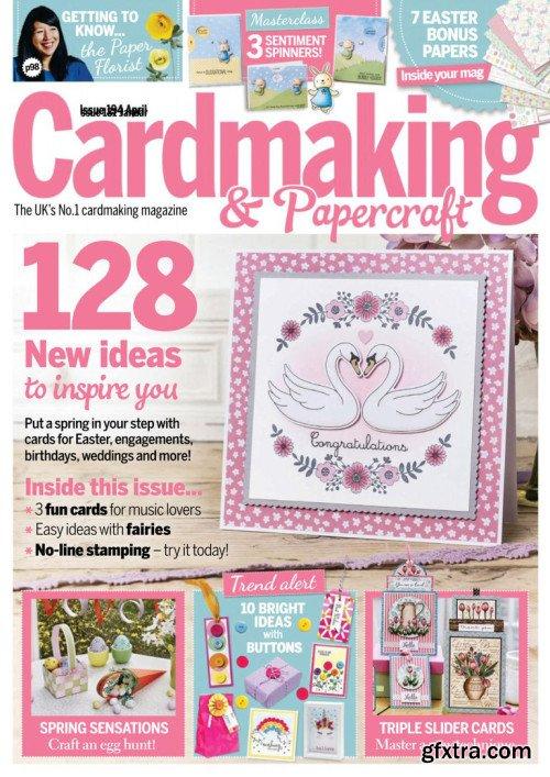 Cardmaking & Papercraft - April 2019