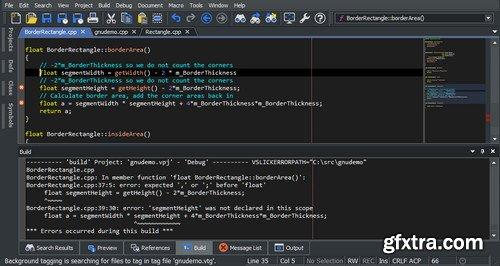 SlickEdit Pro 2018 v23.0.1.2 (x64)