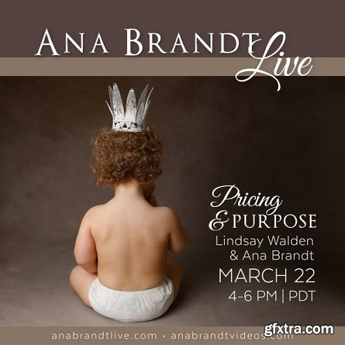 Ana Brandt - Pricing and Purpose