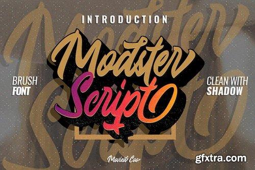 CM - Modster Script + Shadow - 3576819