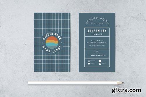 Wonder Business Card