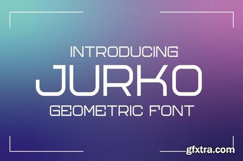 JURKO Font
