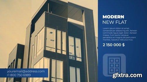 MotionArray Modern Real Estate Slideshow 195612