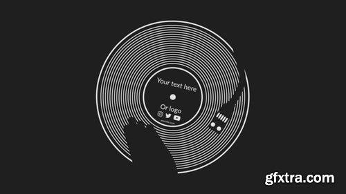MotionArray Vinyl Logo 195764