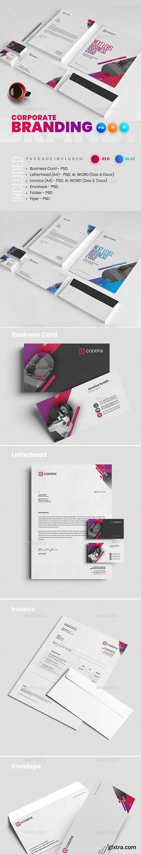 GraphicRiver - Branding Identity 23369806