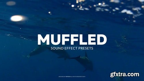MotionArray Muffled Sound Effect 196841