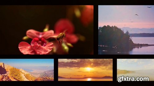 Videohive Clean Elegant Slideshow 16423139