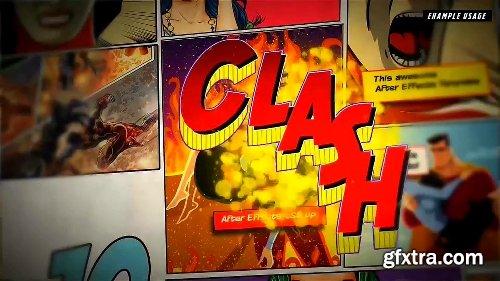 Videohive Comic Text FX 22459420