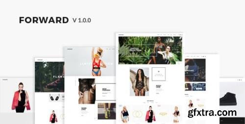 ThemeForest - Forward v1.0 - Fashion Responsive Magento Theme - 16974928