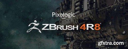 ZbrushWorkshops - Mastering ZBrush 4R8 with Paul Gaboury