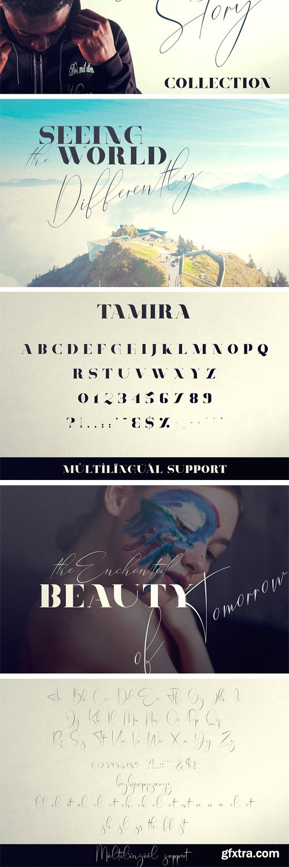 CM - Belinda Tamira - Font Duo 3571616