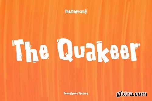 CM - The Quakeer - Displa 3590088