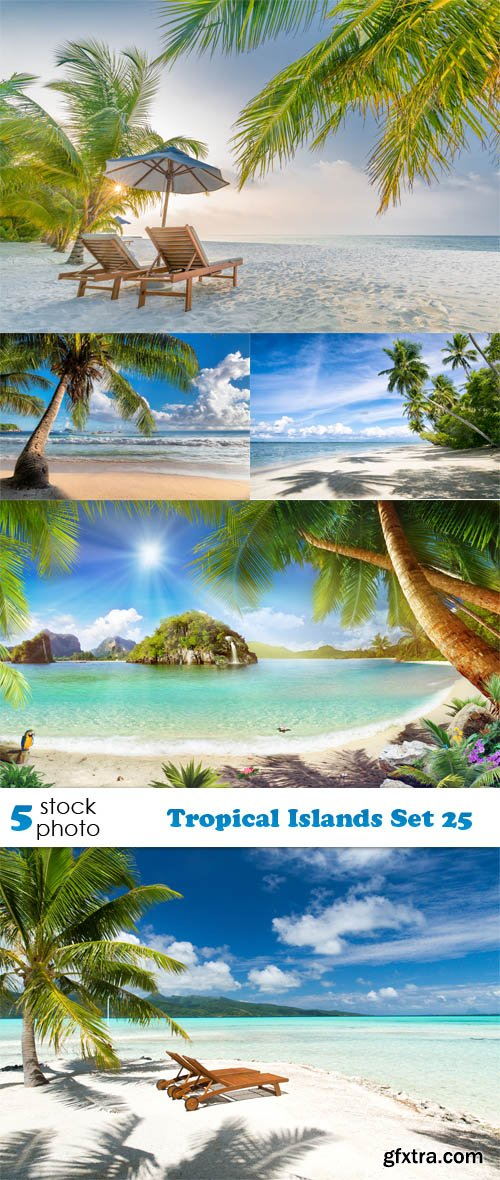 Photos - Tropical Islands Set 25