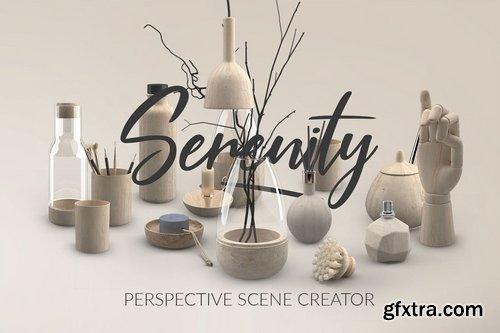 CM - Serenity Scene Creator Front View 3531026