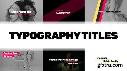 MotionArray Typography 196289
